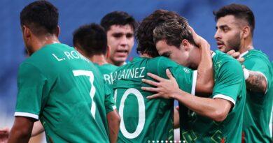 Selección mexicana de futbol gana a Japón y consigue en bronce en Tokio 2021.