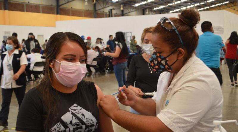 Guanajuato quiere parte del millón de vacunas que la federación destinó a menores de 18 años.