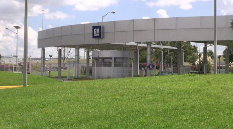 General Motors Silao anuncia nuevo paro de labores debido a fata de chips. Estarán fuera una semana.